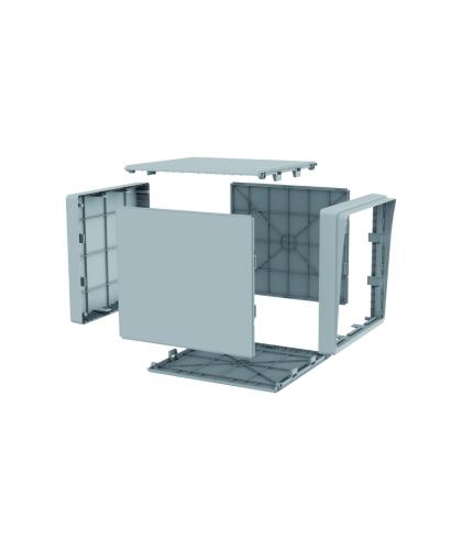 Structure de boite aux...