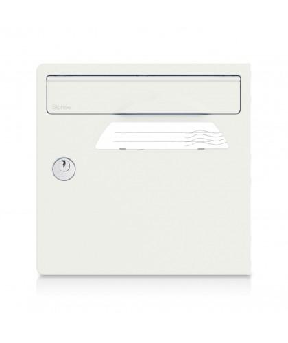 Porte de boite aux lettres...